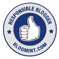 Proud to be a Responsible Blogger