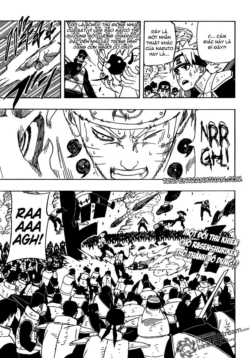 Naruto - Chapter 555 - Pic 1