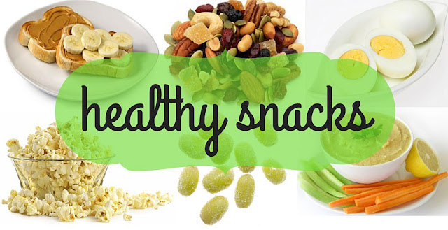 healthy and satisfying snacks ideas