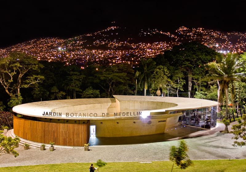 Medellin for Bodas en el jardin botanico medellin