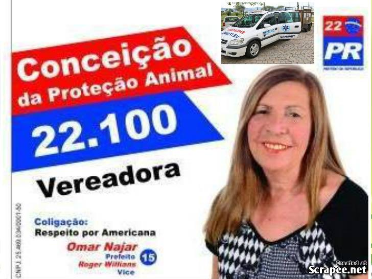 Conceição da Proteção Animal 22.100