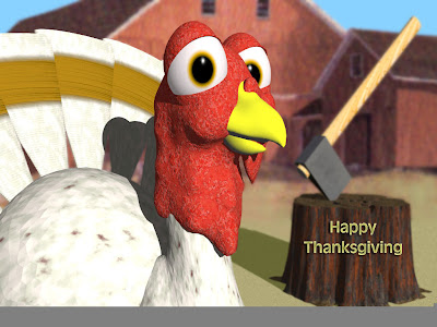 Free Thanksgiving PowerPoint Background 34