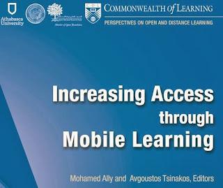 Free book increasing access through #mlearning