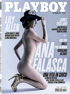 Revista Playboy Italia-Mayo 2014 PDF Digital