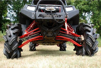 Polaris RZR XP Max Clearance A-Arms