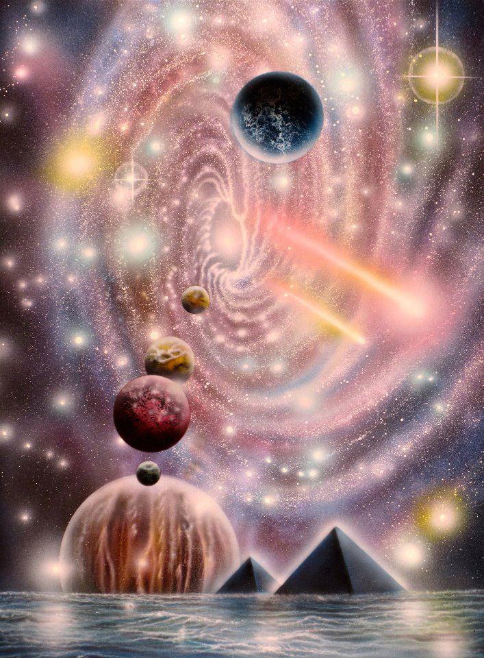 Once Again - Cosmic Feelings (Is It Real ?)