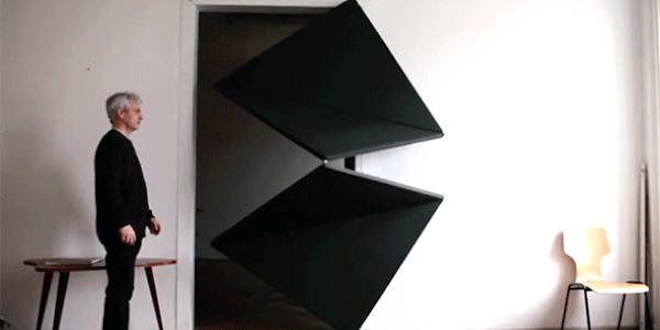 Luella london for Door design ergonomics