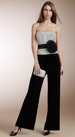 pantalones moda fiesta