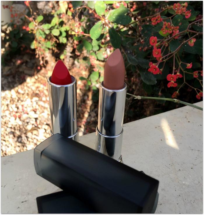 Maybelline Color Sensational Creamy Matte Lipstick Nude Embrace Siren In Scarlet