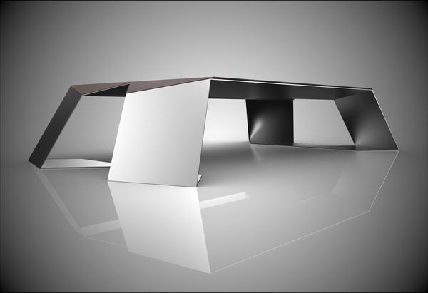 Epic These desk design created in May and edited version published November at behance According to the designer these desk will be soon available to