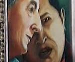 Chavez pinta a Nestor
