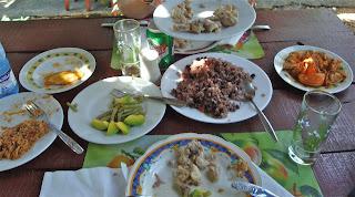 Кубинская еда