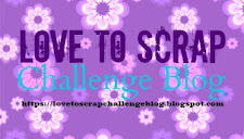 Top 3 at Love To Scrap Challenge Blog