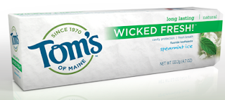 Enter to Win a Year's Supply of Tom's of Maine Toothpaste – Reader Giveaway