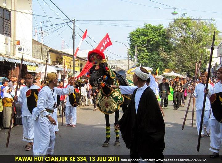 Dilema pawai kuda kosong di antara tradisi dan agama