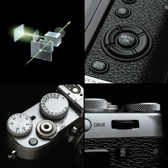 Dettagli della Fujifilm X100T