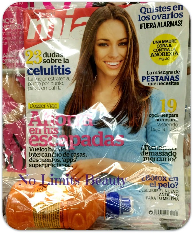 Regalos revistas Abril 2015: Divinity