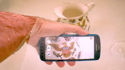 Samsung Galaxy S4 Active Underwater