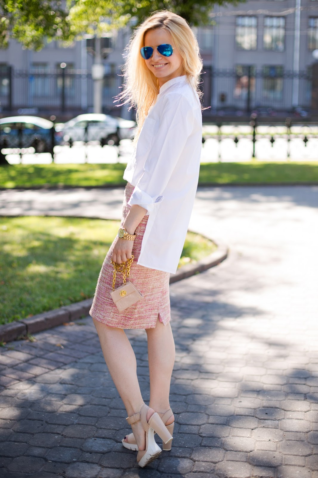 модный блог одежда москва, модны йблоггер россия москва, модная белая рубашка, фэшн блоггеры россии