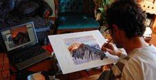 """""""Pinturas & Montaña"""""""