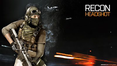 Battlefield 3 Recon Headshot