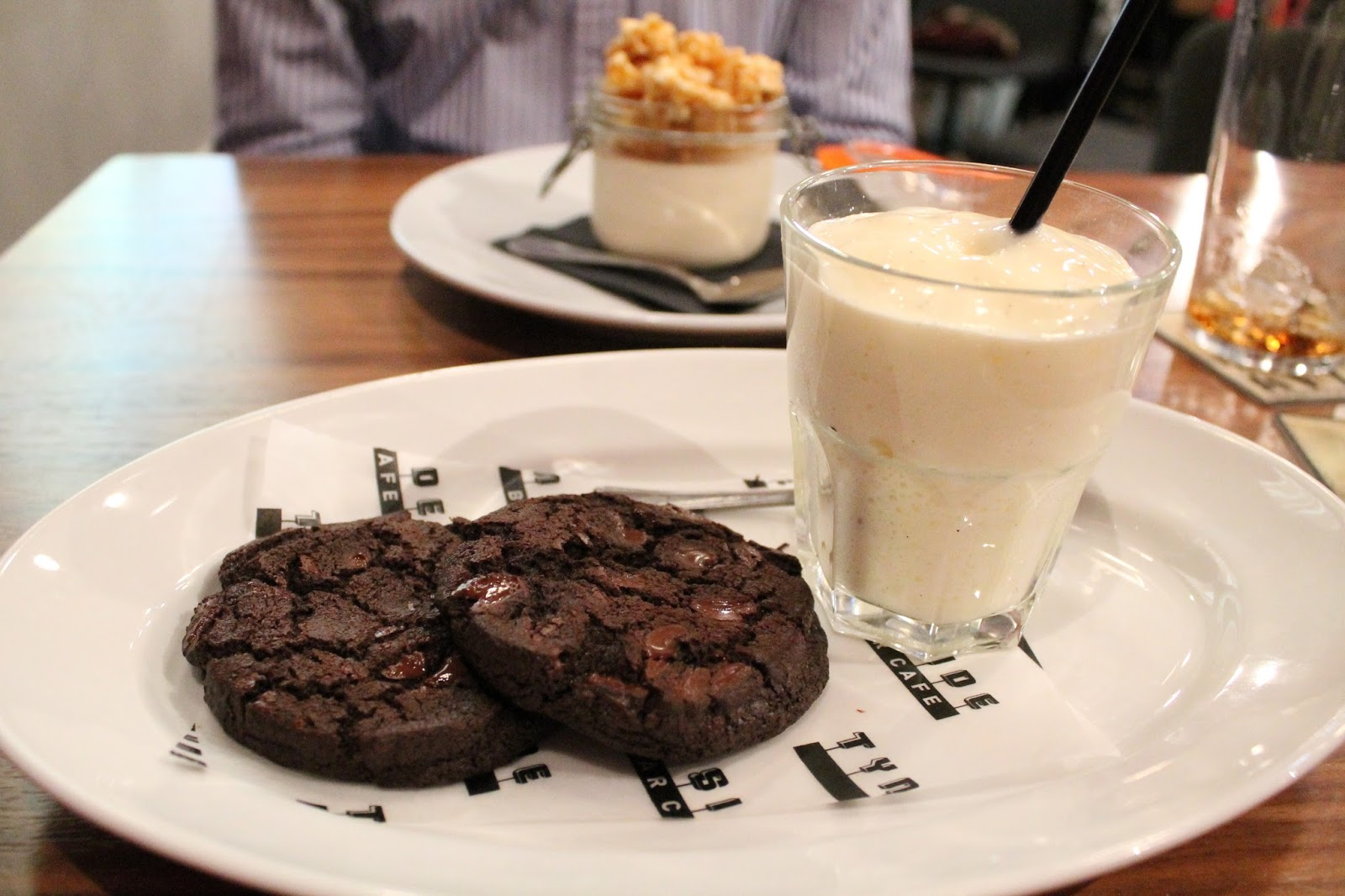 Time for food and a movie - Tyneside Bar Cafe Review Newcastle