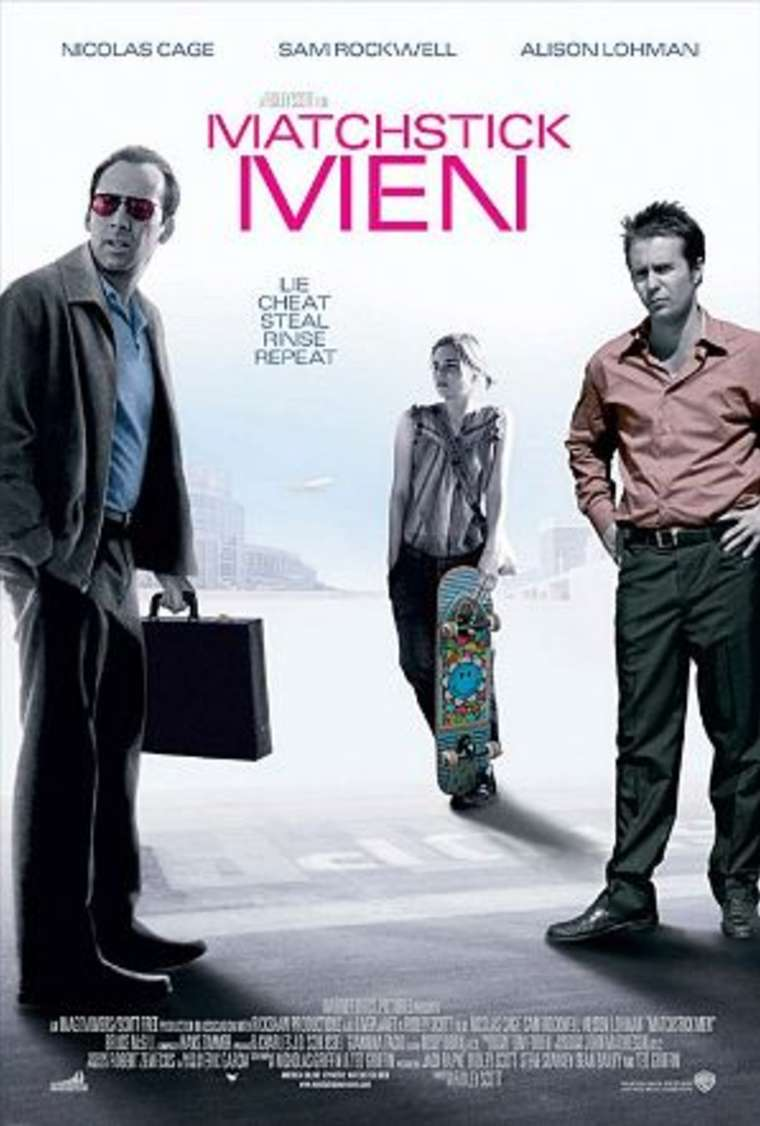 Matchstick Men (2003) อัจฉริยะตุ๋น เรือพ่วง