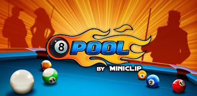 Aplikasi game billiard 8 Ball Pool android