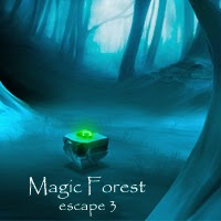 Juegos de Escape Magic Forest Escape 3
