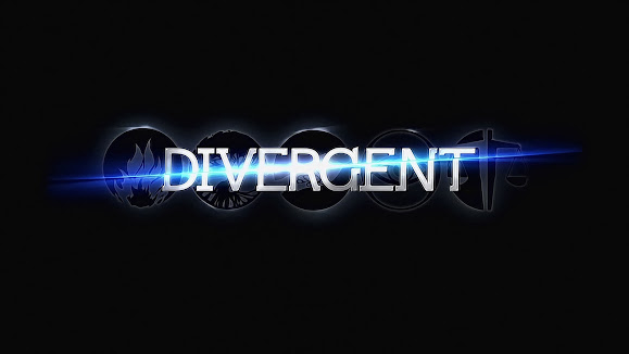 divergent movie logo 2014 hd wallpaper