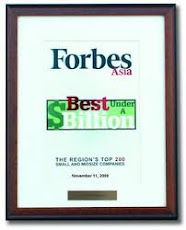 2008-2011 FORBES ASIA