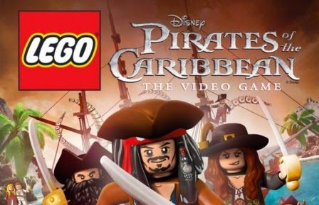 LEGO Pirates of the Caribbean PC Game
