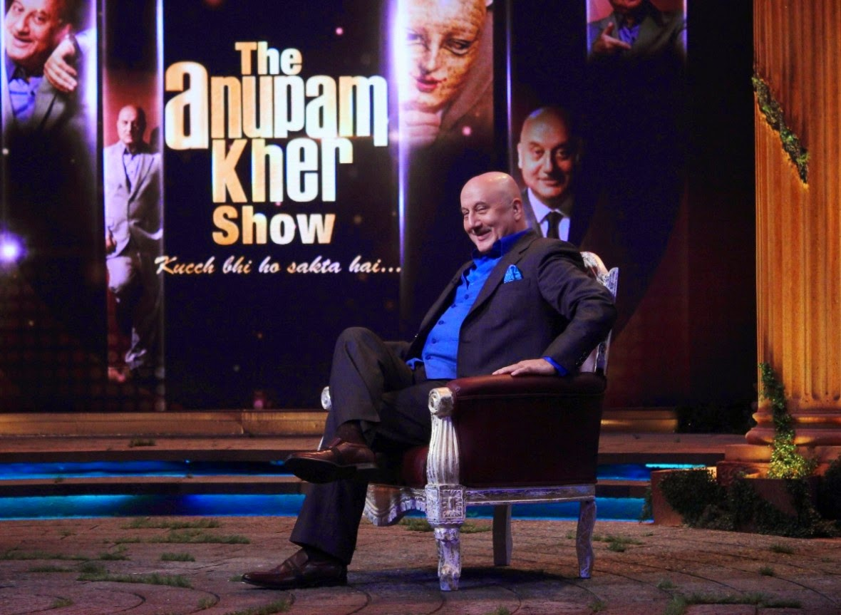 The Anupam Kher Show–Kucch Bhi Ho Sakta Hai Season 2 2015 Reality Show on colors tv wiki, TV wiki, Contestants List, judges, starting date, The Anupam Kher Show–Kucch Bhi Ho Sakta Hai Season 2 host, timings, promos, Celebrities List, Promo, Host, Celebrities in  second season, Celebrity Appearances