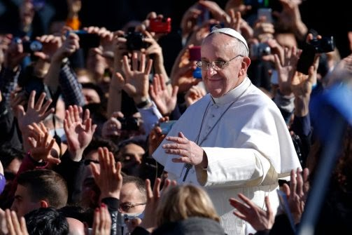 Pope: division is among greatest sins of Christian communities