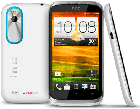 HTC Desire X launches in India for Rs. 19,799