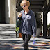 Fotos: Taylor vista saliendo del gimnasio en Los Ángeles, CA (27/09)