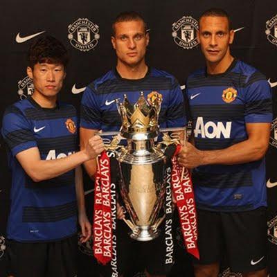 Man Utd Away Jersey