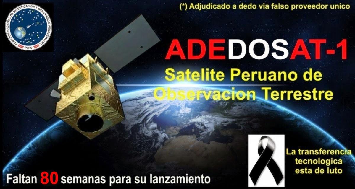 Satelite Peruano de Observacion de la Tierra