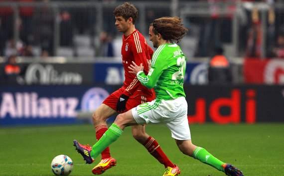 Prediksi Bayern Munchen vs Wolfsburg 10 Desember 2016