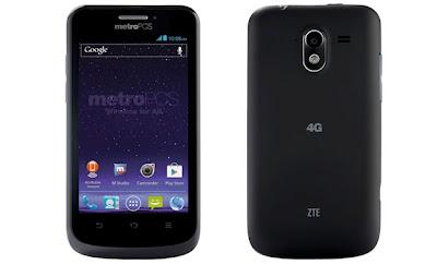 ZTE Avid 4G - Ponsel Android Android Ice Cream Sandwich Dual Core Terbaru - Berita Handphone