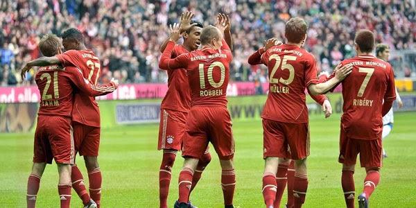 Prediksi Bayern Munchen vs Hoffenheim