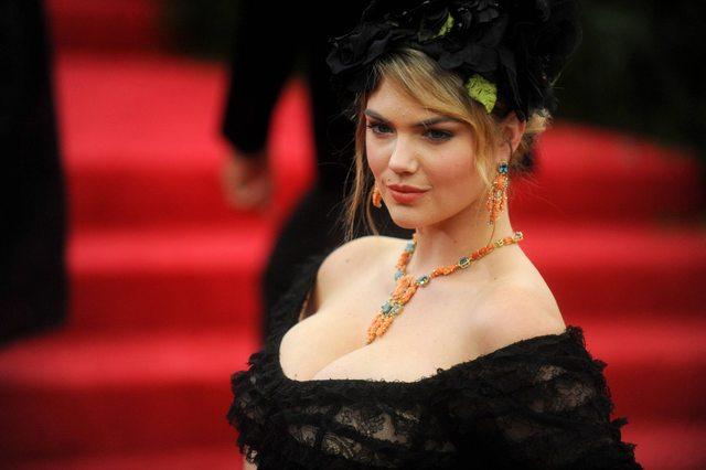 Kate Upton Met Gala 2013