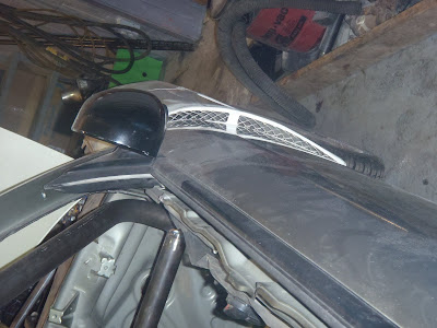 S14 Dmax Vented Fenders Wide