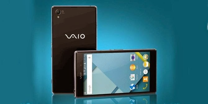 Akhirnya Smartphone VAIO Rilis
