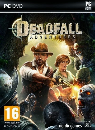 [GameGokil.com] Deadfall Adventures Single Link Iso Full Version