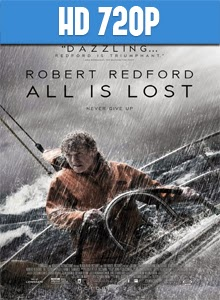 All Is Lost BRRip HD 720p Dual Español Latino