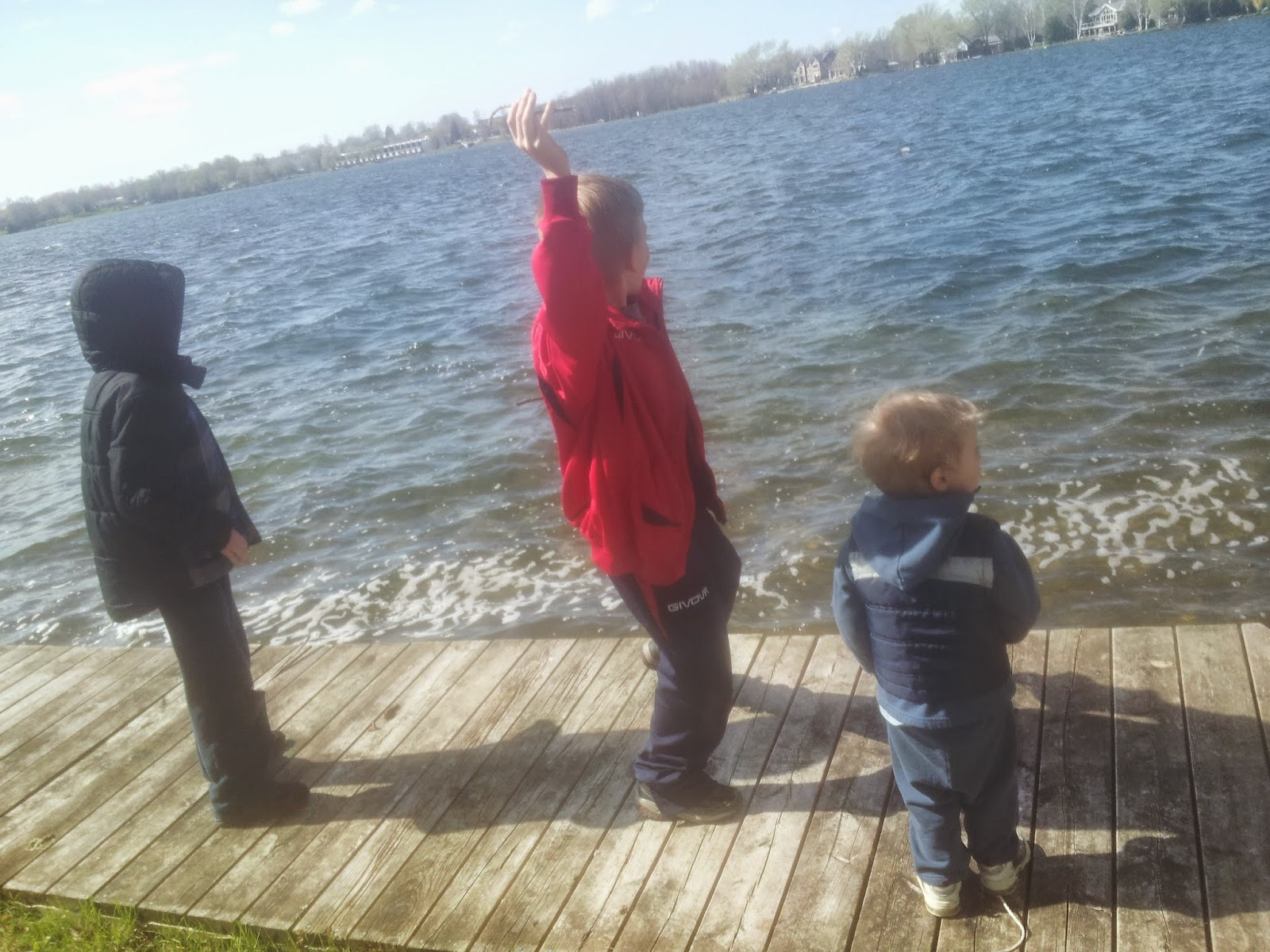 Waterfront Fun, kids, cottage, lake