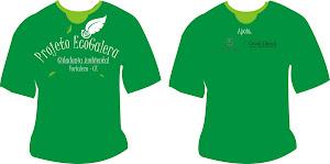 Nossa camiseta.