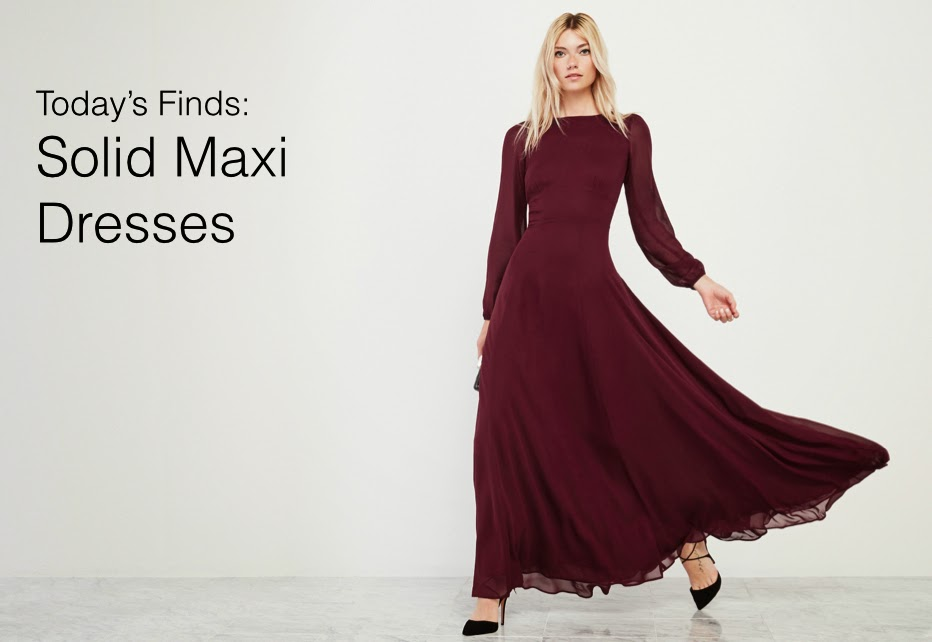 Modest Maxi Dress With Sleeves Follow Mode Sty For Stylish Modest Clothing Nolayering