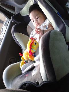 Car Seat untuk anak-anak.